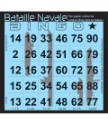 1.008 feuillets Bataille Navale