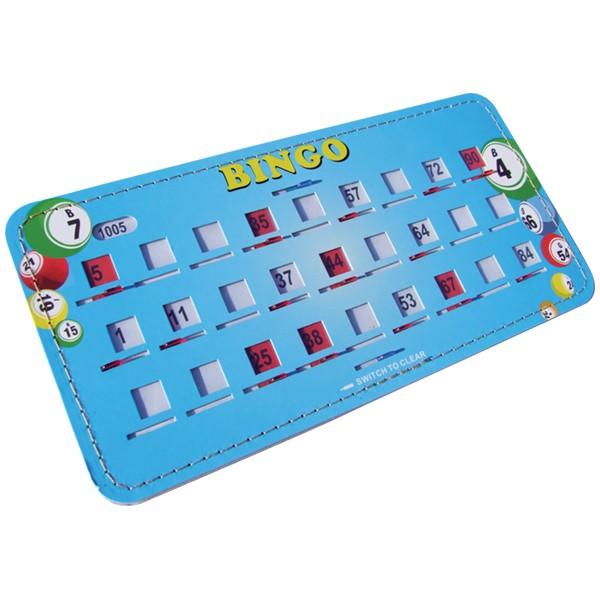 10 cartons à fenêtres Bingo