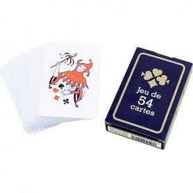 6 Jeux de 54 cartes