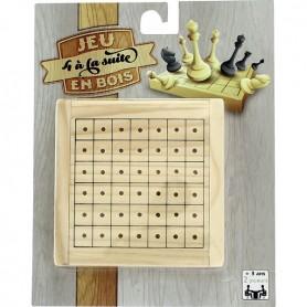 12 Jeux en bois - 4 à la suite