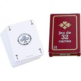 6 Jeux de 32 cartes