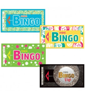 500 tickets Mini-Bingo®