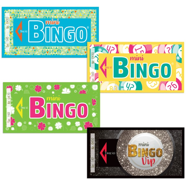 500 tickets Mini-Bingo®