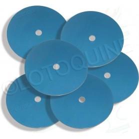 6 caches pour panneau magnétique loto