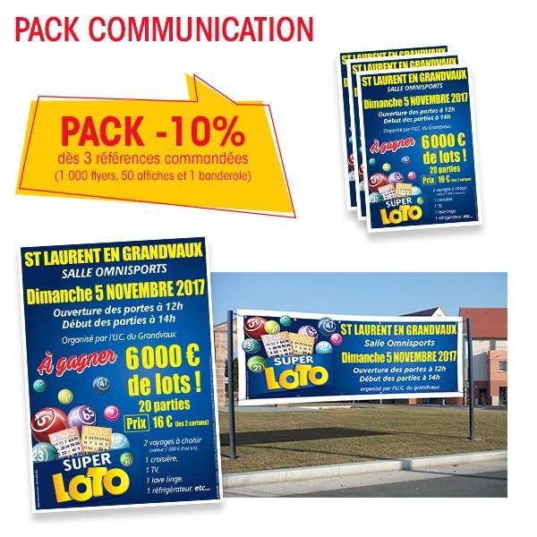 Le Pack Communication