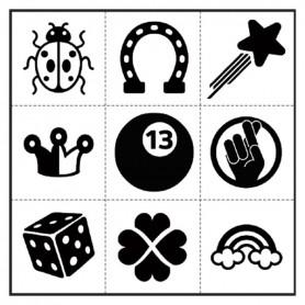 Jeu de 9 symboles