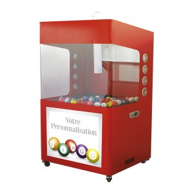 Machine loto soufflerie LOTOPOP 5000
