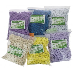 5.000 pastilles de marquage loto éco