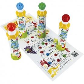 12 super marqueurs Bingo