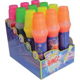 12 marqueurs bingo Fluo